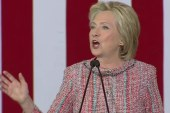 Clinton Returns to Campaign Trail As Race...