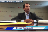 Trump Jr.: Tax returns would raise questions