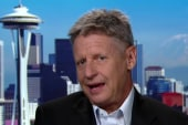 Gary Johnson not invited to debate