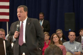 Christie: Now is not a time to be intimidated