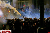 Charlotte faces 2nd night of violent protests