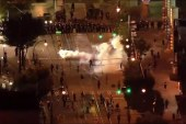 Two nights of violent protesting in Charlotte