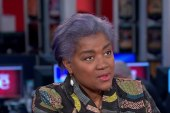 Donna Brazile: Clinton must talk about the...