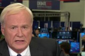 Matthews: First debate 'embarrassing' for...