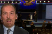 Chuck Todd: First debate 'a very surreal...
