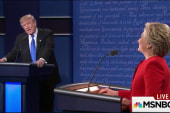 Debate grades: Did Clinton and Trump pass?