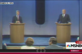 History of weirdness at presidential debates