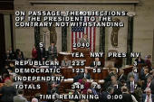 House voting to override Obama 9/11 bill veto
