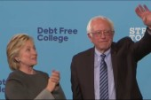 Sanders, Clinton make pitch to millennial...