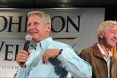 Libertarian ticket talks climate change