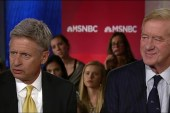 Gary Johnson: No troops in Syria