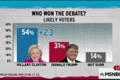 First look at post-debate PPP polling numbers
