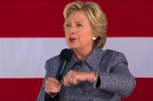 Clinton Rallies in Iowa as Early Voting...