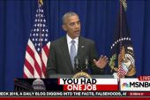 Congress overrides Obama veto, blames Obama