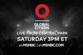 Watch Live: Global Citizen Festival 2016