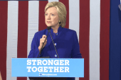 Clinton on shootings: Stop the violence