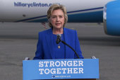 Hillary Clinton: I was glad to talk to vets