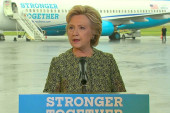 Clinton: Trump's Rhetoric Being Used for...