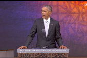 Obama stresses significance of new museum