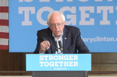 Sanders: Trump must not become president