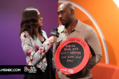 Morris Chestnut Wants to Inspire Youth...