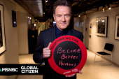 Bryan Cranston Believes in Simple Solutions