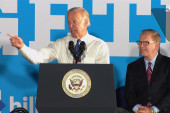 Biden on Trump: My biggest problem is the...