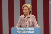Clinton: Trump believes in the 'strongman...