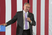 Kaine: 'You can run, but you can't hide'