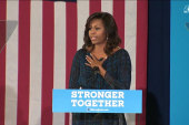 Michelle: 'We need a grown-up in the White...