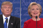 Trump: 'Why not' blame Clinton for...