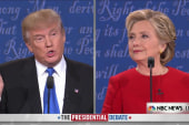 Trump mocks Clinton as fighting ISIS her ...