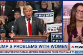 More trouble for Trump and women