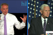 Tuesday's VP debate showdown