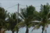 Hurricane Matthew roars through the Caribbean