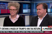 Bombshell report offers window on Trump taxes