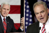 VP debate set for Tuesday night