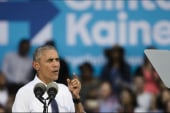 Obama set to hit the stump for Clinton