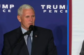 Pence's job tonight: 'Clean up' Trump's mess