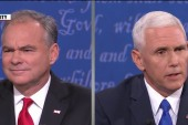 Did Pence only help himself out?