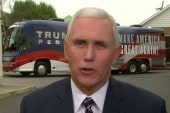 Pence: I do think Donald trump won VP debate