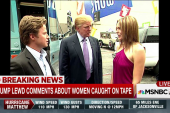 GOP freaking out over lewd Trump tape