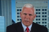 Mike Pence: I believe in redemption