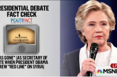 Fact checking the second debate
