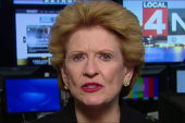 Stabenow Defends Clinton's Debate Strategy
