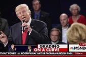Grading Trump on a curve