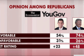 Trump leads Ryan when it comes to popularity