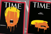 Time charts Trump's 'total meltdown'