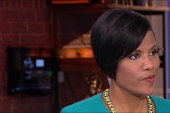 Baltimore mayor reacts to Trump's behavior