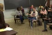 Otterbein University students react to...